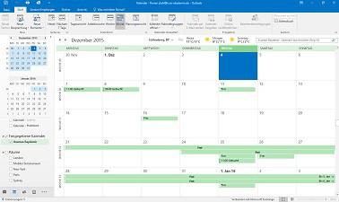Microsoft Outlook Kurs Unternehmer Oberbayern